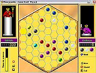 Honey combs game